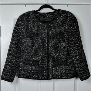 Gorgeous Talbots Tweed Blazer